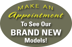 Make an appointment to see our brand new models